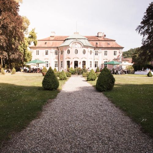 Schloss Assumstadt Garten
