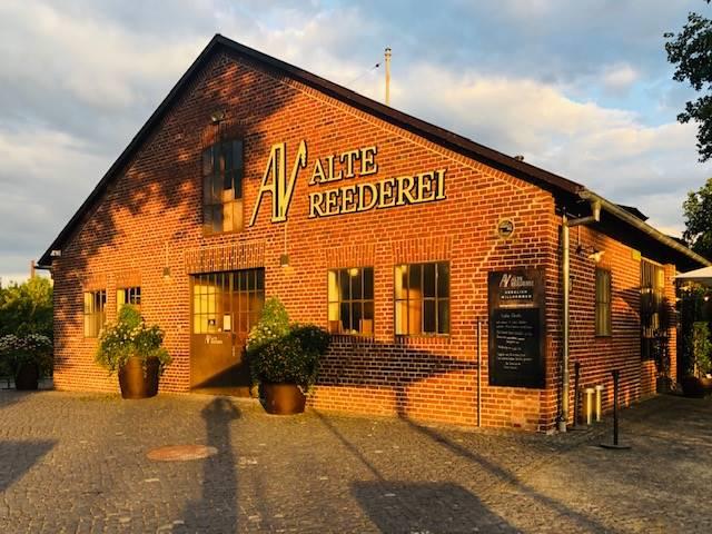 Alte Reederei Heilbronn Voltino Catering Heilbronn